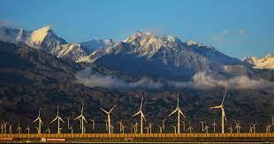 الصين تصبح اكبر دولة في قطاع طاقة الرياح