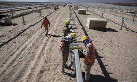 الأرجنتين والصين ستكملان محطة طاقة شمسية بمقاطعة سالتا الجبلية
