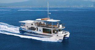 أول سفينة ركاب في العالم تعمل بالهيدروجين الأخضر؟