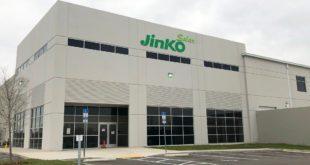 JinkoSolar شركة