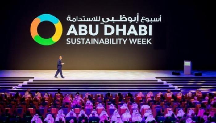 انطلاق فعاليات أسبوع أبوظبي للاستدامة 2021