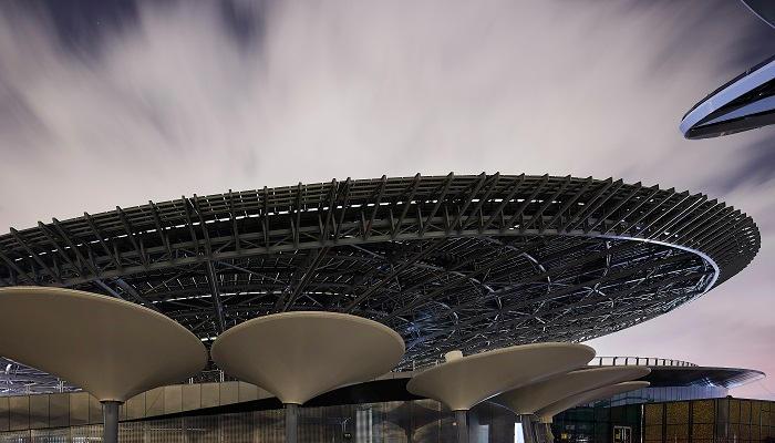 147 213153 magic expo 2020 alain camera explores pavilion 7