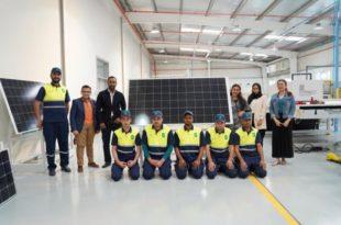 إفتتاح أول مصنع لأنتاج ألواح الطاقه الشمسيه بالبحرين مارس المقبل
