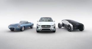 مشروع «جاكوار لاند روڤر» الجديد لتطوير سياراتها الكهربائيه المستقبليه