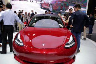 تيسلا الأمريكية تستعد لطرح سيارة رخيصة تغزو السوق الصيني