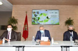 """دعم المقاولات الصناعية بالمغرب نحو الإنتاج الخالي من """"الكربون"""""""