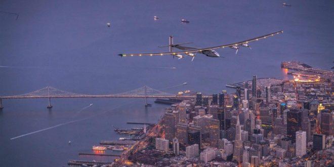 الطائرة الشمسية سولار إمبولس تتحول إلى مشروع عسكري