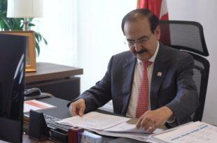 رئيس هيئة الطاقة المستدامة يشارك كضيف رئيسي في ندوة عربية عن أهداف التنمية المستدامة