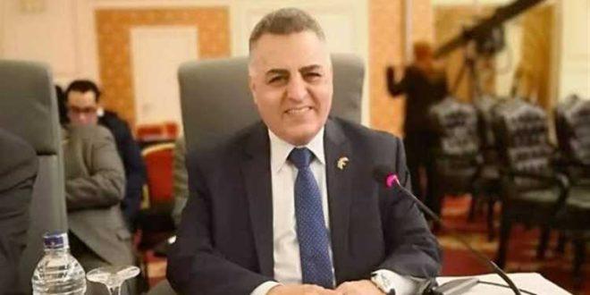 الدكتور محمد موسى عمران رئيساً للجهاز