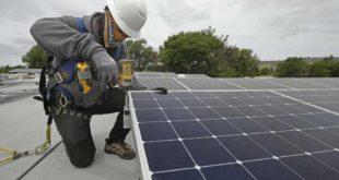 تدعم فرنسا مشروعات الطاقة المتجددة في نيجيريا بـ70 مليون يورو