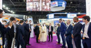 الطاقة المتجددة في معرض أبوظبي للطاقة