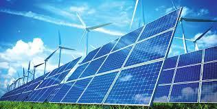 المعدات الشمسية والكهربائية