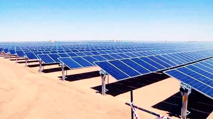 بنبان للطاقة الشمسية