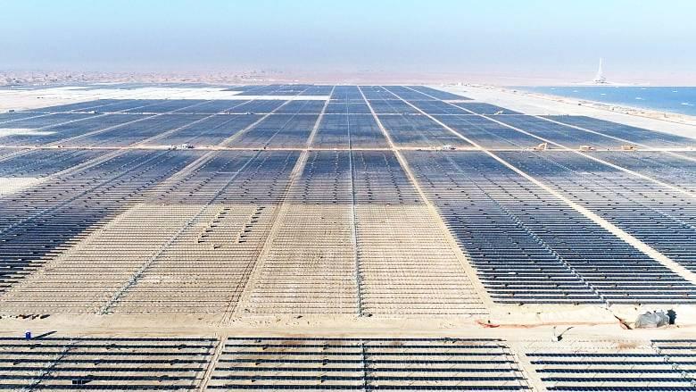 محمد بن راشد للطاقة الشمسة