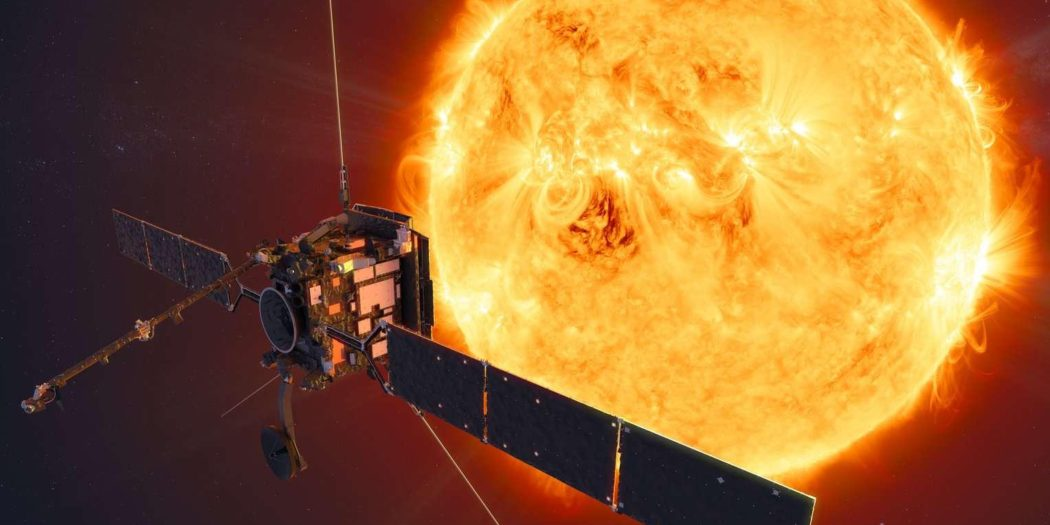 الطاقة الشمسية الفضائية