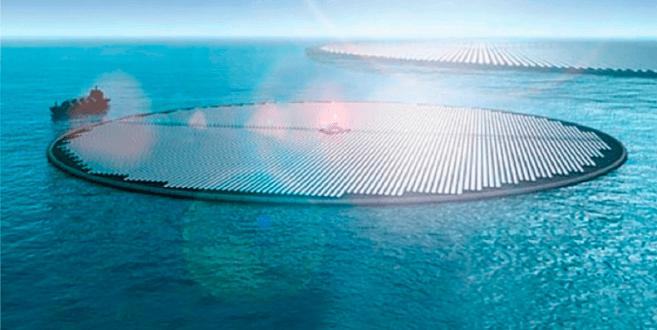 الطاقة الشمسيه